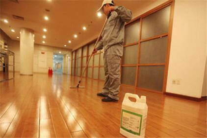 防静电地板打蜡保养