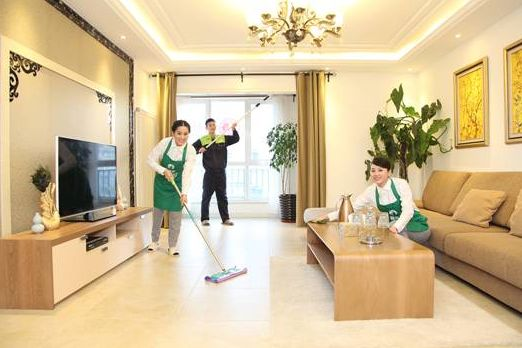 室内保洁净化