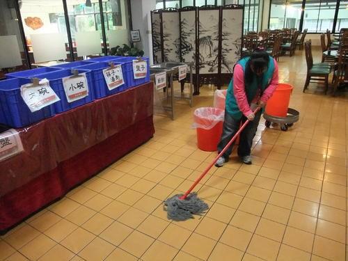 酒店大堂的清洁程序,酒店大堂清洁的注意事项